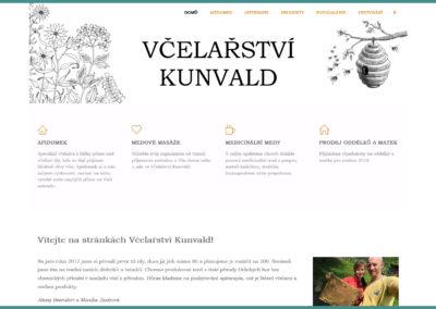 Včelařství Kunvald